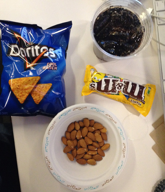 doritos lunch