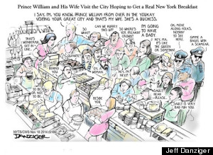 ROYALS IN NY