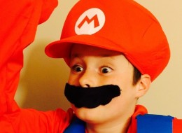 It's Only Halfway Through Movember, But This Kid Already Won