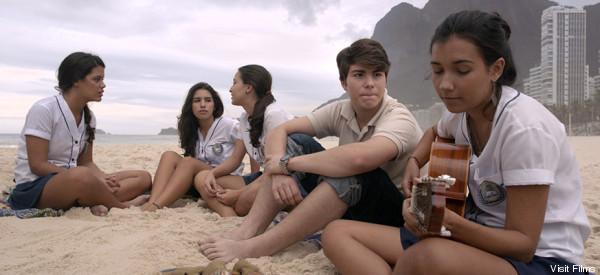 Brasil y Panamá presentan las cintas 'Casa Grande' y 'Chance'