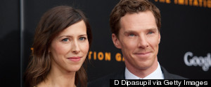 BENEDICT CUMBERBATCH SOPHIE HUNTER