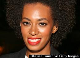 Solange's Bridal Afro Upsets Beauty Standards