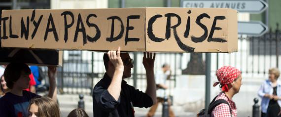CRISE SOCIALE