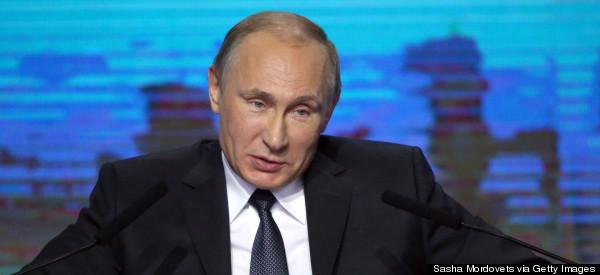 Putin: U.S. Will Never 'Subdue' Russia