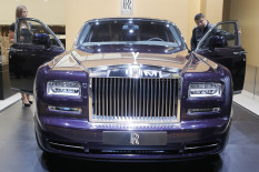 Rolls-Royce car | Pic: AP