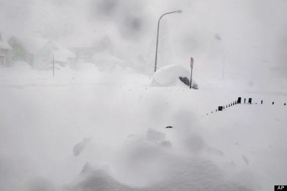 buffalo new york snow 2014