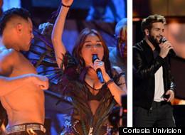 Ya comenzaron los ensayos de los Latin Grammy 2014