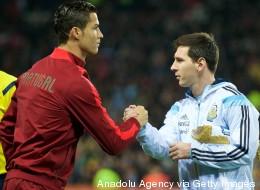 ¿Qué tan sincero fue el saludo entre Messi y Ronaldo?