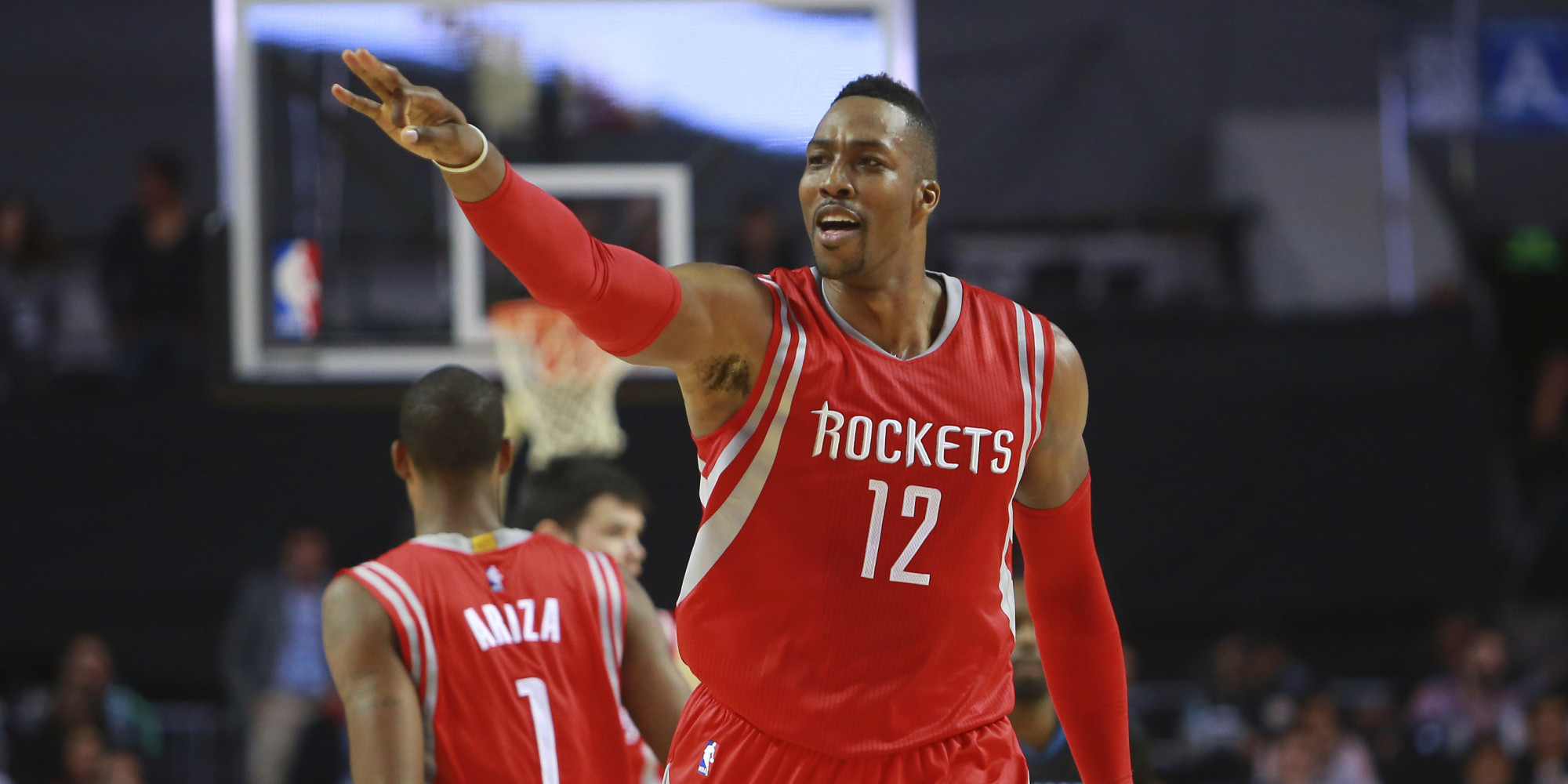 Dwight Howard Investigated Over Child Abuse Allegations By ...