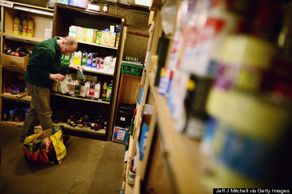 uk food bank