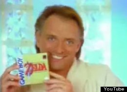 Rik Mayall Made Adverts For Nintendo In The 90s, And They Were Perfect
