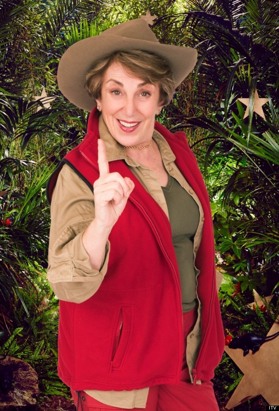 Edwina Currie Shouts For Mel | I'm A Celebrity... Get Me ...