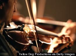 Les musiciens de l'Orchestre symphonique de Québec en lock-out