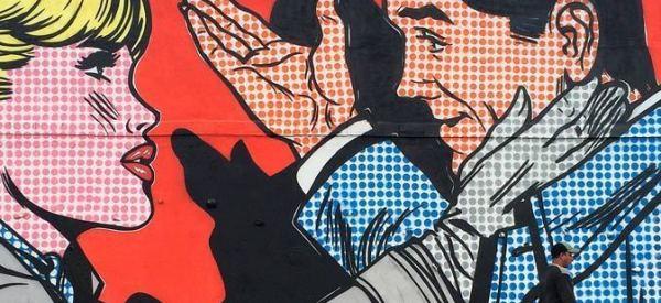 Exploring The Open Street Art Walls Of Barcelona