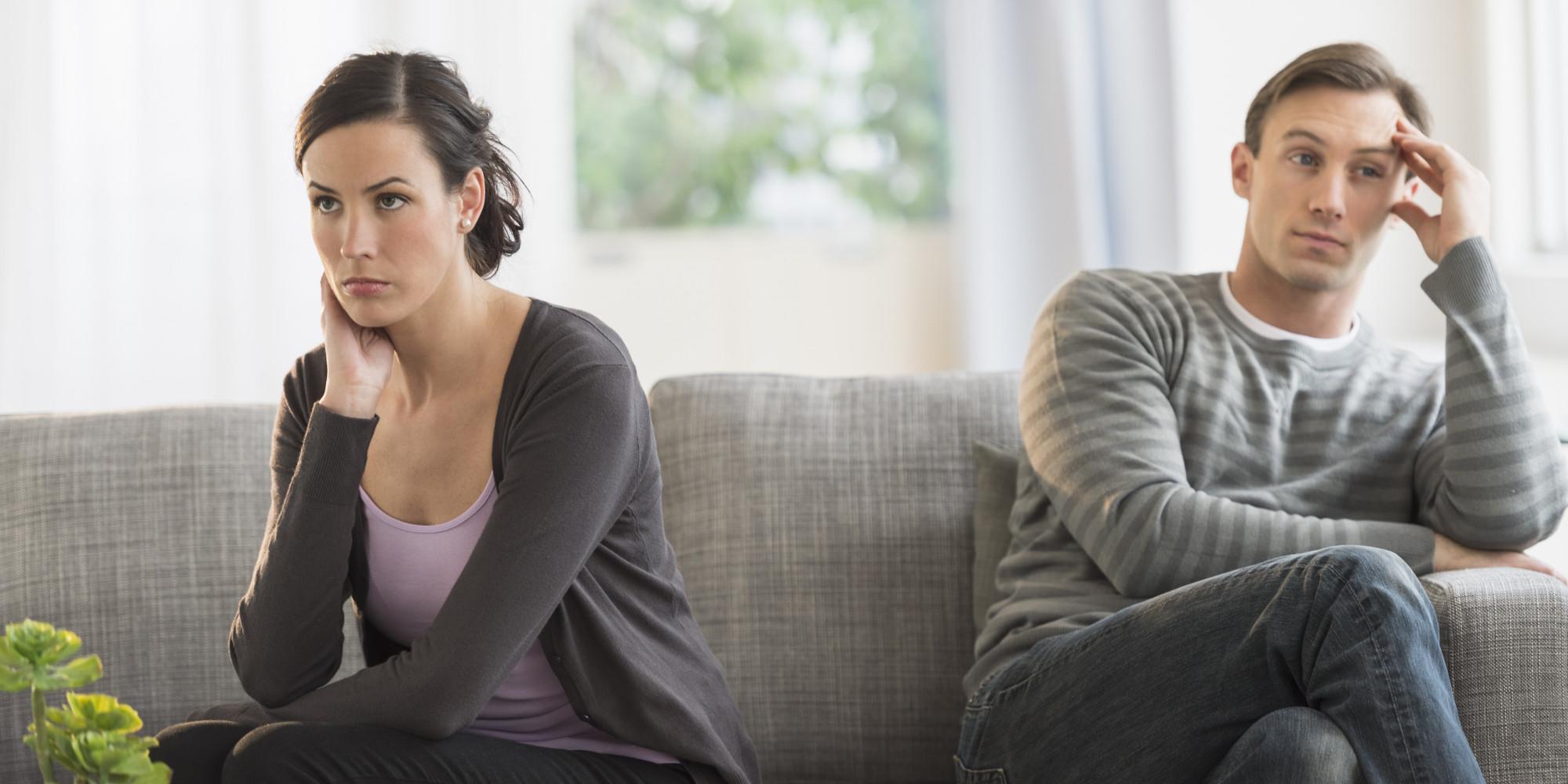 how to get through shock of divorce