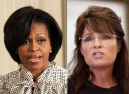 Sarah Palin Michelle Obama