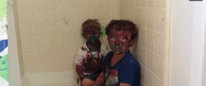 PAINT COVERED SONS
