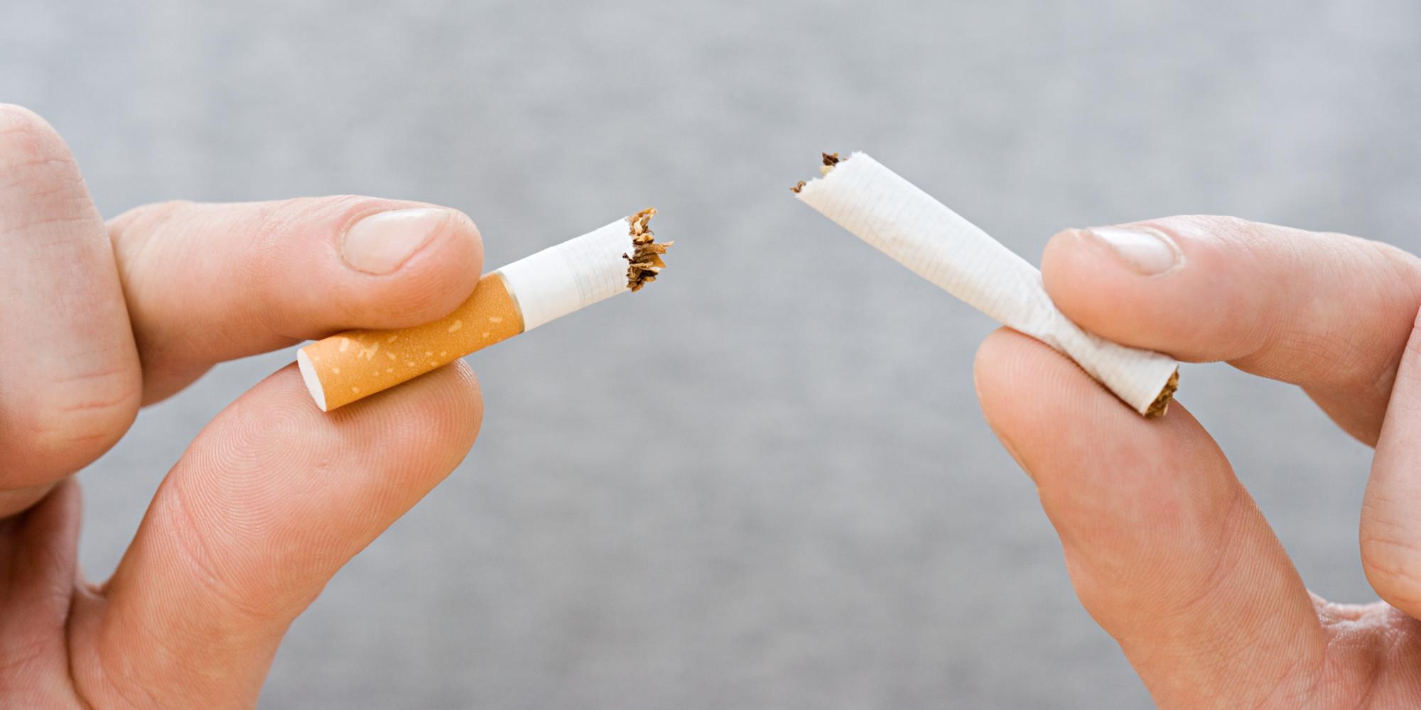 Сигареты без табака своими руками