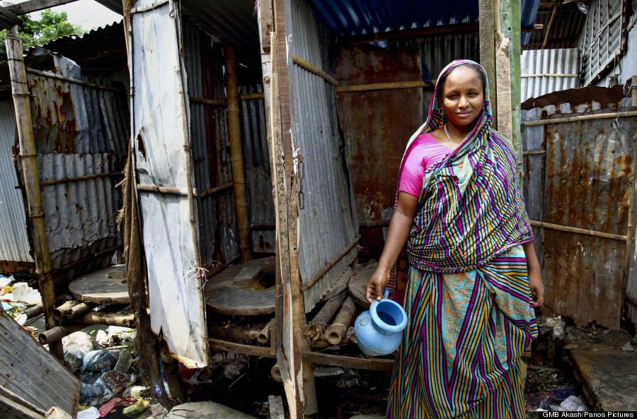 toilets bangladesh