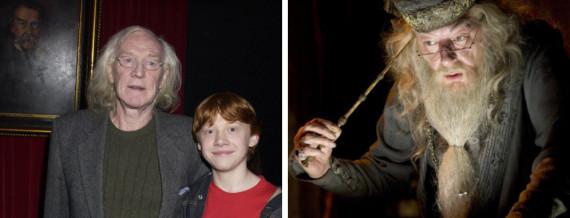 Ron Weasley Eating Chicken
