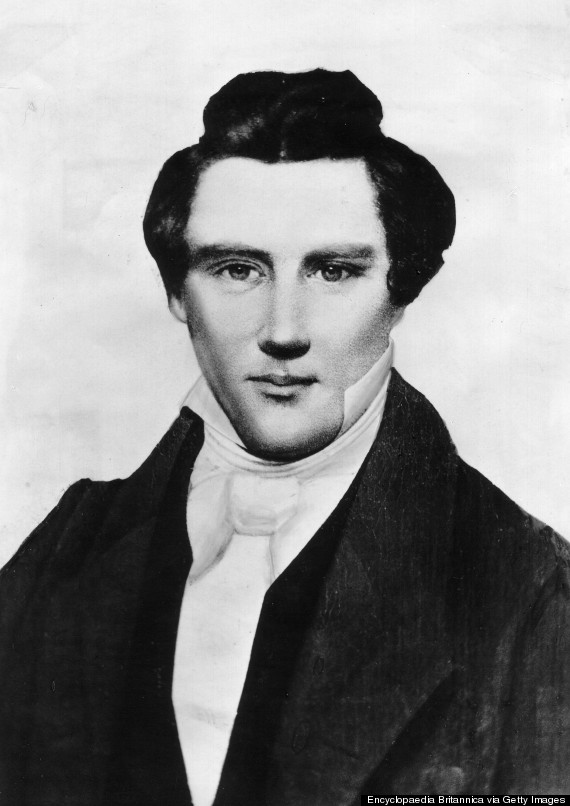 What Do We Know About Mormon Leader Joseph Smith's Wives ... Joseph Smith