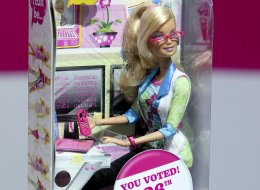 Mattel Apologizes For Depicting Barbie As An Incompetent Computer Engineer