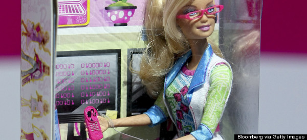 Hey, Kid! It's Incompetent Engineer Barbie!