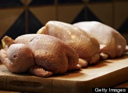 Chicken Processed In China May Soon Appear On Your Child's Lunch Tray