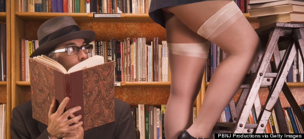 Live Sex Shows Force Steam-Cleaning Of University Library