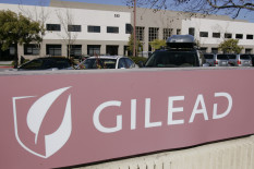 Gilead | Image:PA