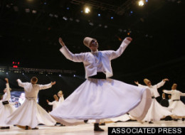 Whirling Dervish Rumi