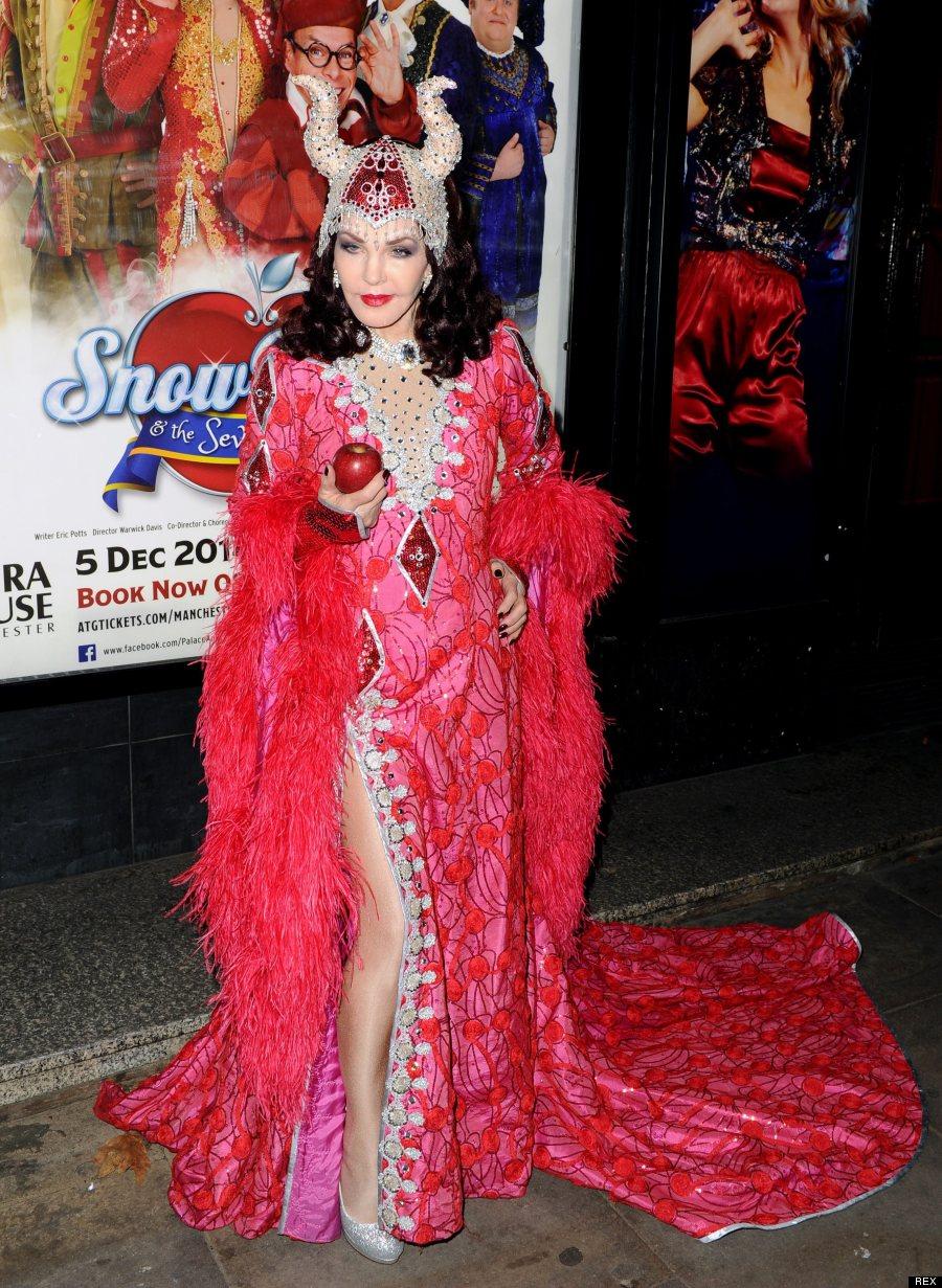 Red dress in dream priscilla