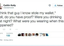 If People Talked About Stolen Wallets The Way People Talk About Rape
