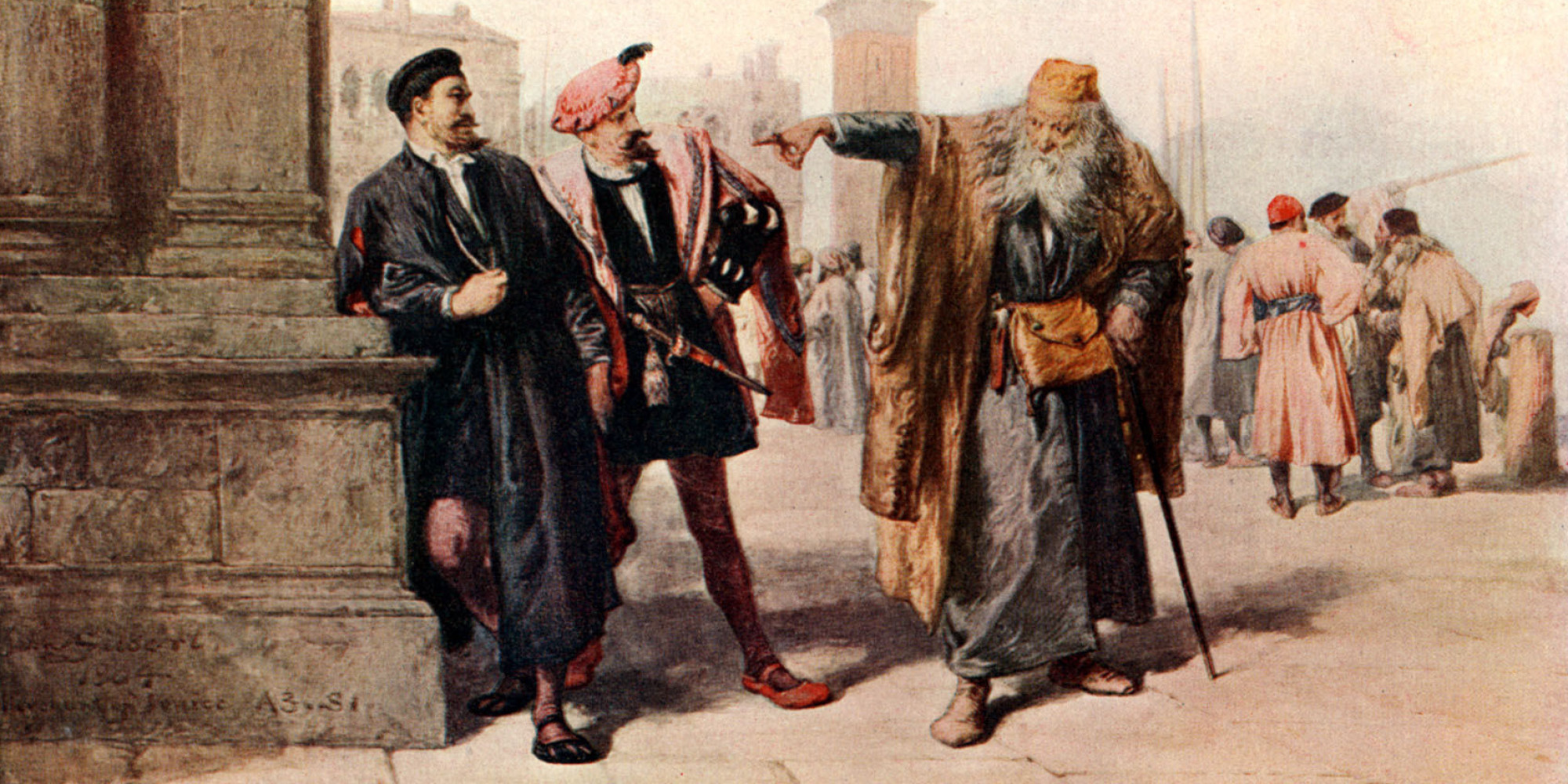 merchant of venice modern humanitarianism These were generally small but wealthy trading states in which the merchant class had  and venice and members of  early modern republicanism' has been.