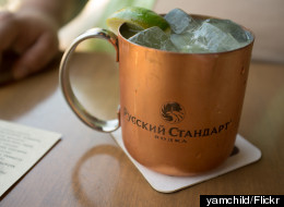 Why In The World Is It Called A Moscow Mule?