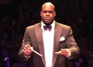 Shaq Boston Pops