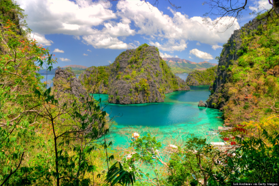 Palawan The Most Beautiful Island In The World Is Sheer
