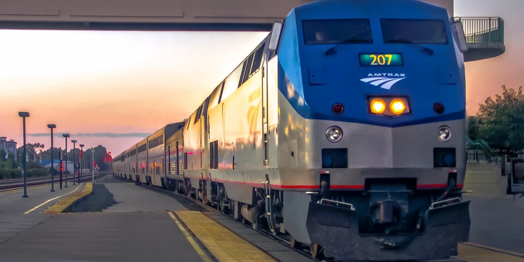Passenger Train Travel In United States