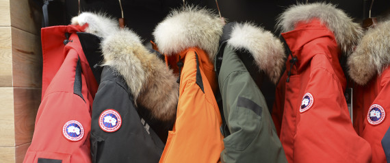 how much does Canada Goose' jacket cost