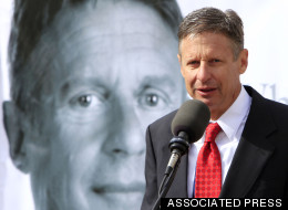 Gary Johnson Hopes To Run In 2016 And Promises Not To Pander To Iowans