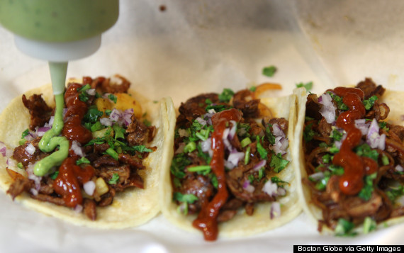 Tacos Al Pastor's Story Of Origin May Surprise You