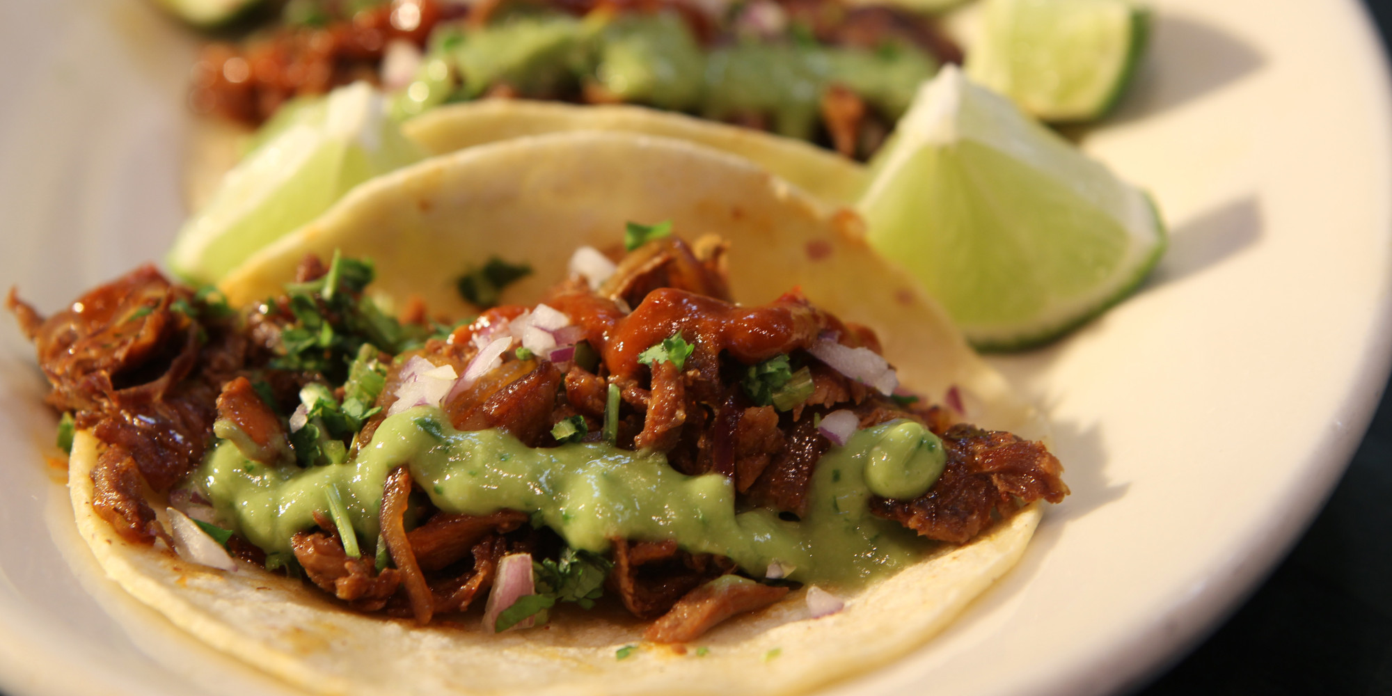 Tacos Al Pastor's Story Of Origin May Surprise You | HuffPost