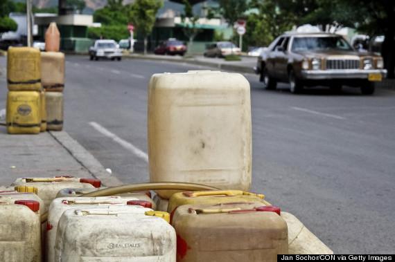 colombia gasoline