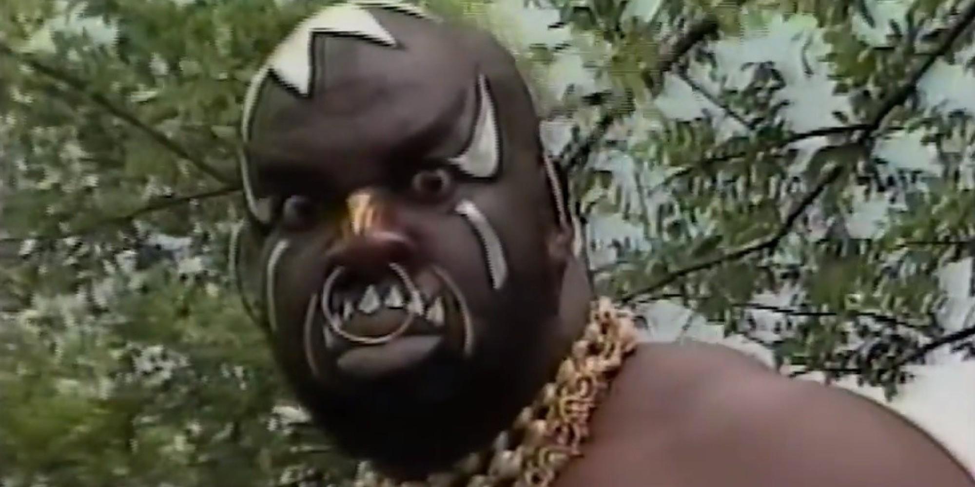 Kamala The Ugandan Giant Former Pro Wrestler Struggles