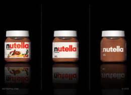 Nutella Packaging