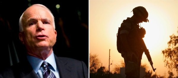 john mccain young pictures. WASHINGTON — In 2008, a young