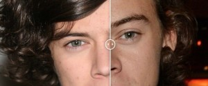 HARRY NOW AND THEN