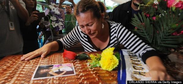 EL SUEÑO DE MISS HONDURAS ERA LUCHAR CONTRA LA VIOLENCIA