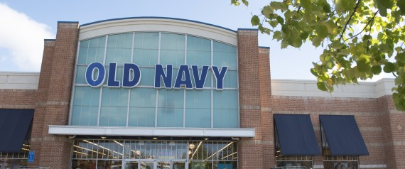 Navy clothing store. Women clothing stores