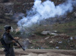 Israeli Forces Disperse West Bank Protests